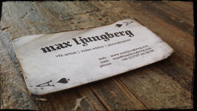 Max Ljungberg